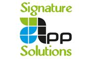 Signature App Solution