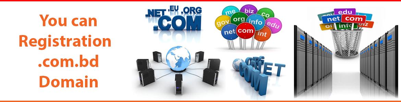 domain b