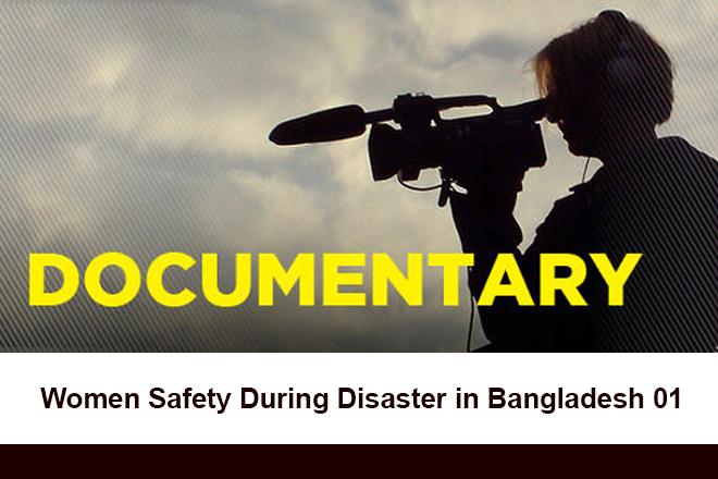 Women Safety During Disaster in Bangladesh 01