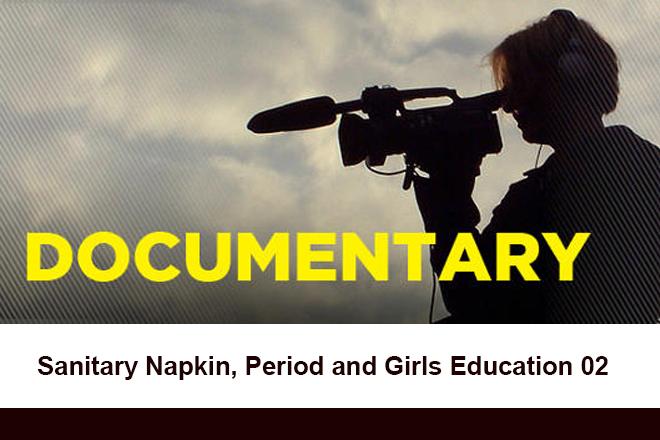Sanitary Napkin, Period and Girls Education 02